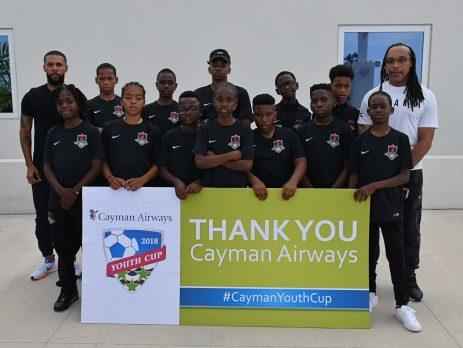 Cayman, Football, Brooklyn Soccer